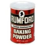 Frontier Herb Baking Powder, 71 Percent Certified Organic, Aluminum Free, Bulk, 1 Pound by Frontier
