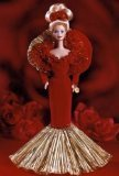 Anniversary Edition Doll - 50th Golden Anniversary 1945-1995 Porcelain Barbie