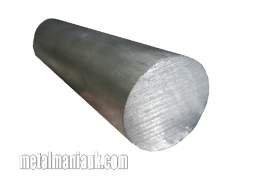 Aluminium round bar 1/2'dia(12.7mm) x 250mm