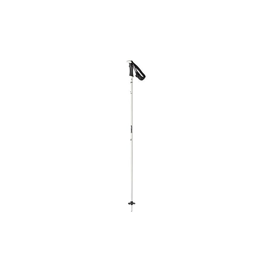 Atomic AMT SQS Ski Poles Women's White/Black, 115cm