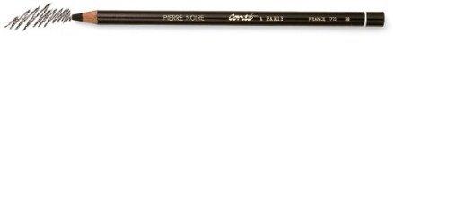 Conté à Paris Pencil - Pierre Noire 1710 H [Office Product]