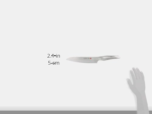 Global SAI-02 Chef's Knife, 8'', Silver by Global (Image #1)