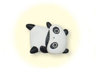 Tare Panda - Tare Panda Mini Pvc Figure~#4