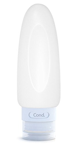 Leak Proof Travel Bottles - 3 oz Travel Container for Travel Size Toiletries (One Piece)
