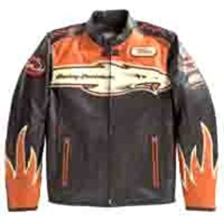 Lap Harley Eagle®leather Men's Davidson® Victory Screamin' 0vmyNn8wO