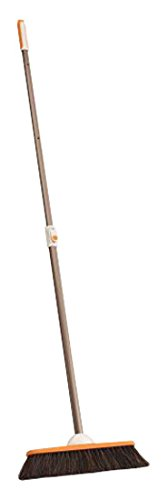 BISSELL Smart Details Hardwood upright WIde Floor push broom, 1759 ()