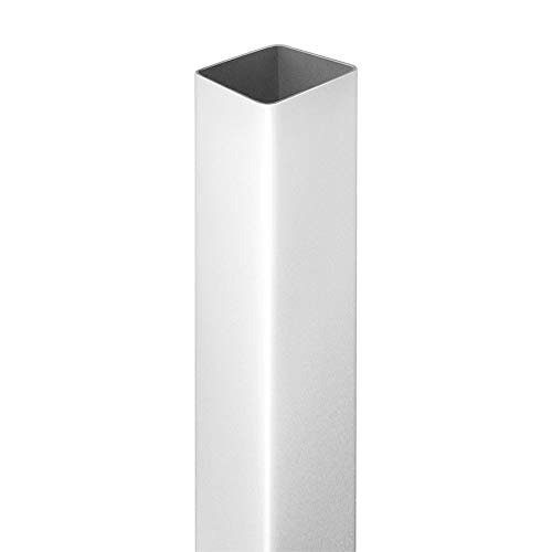 PVC (Vinyl) Privacy Post - Blank - 3', 4', 6' and 8' x 4