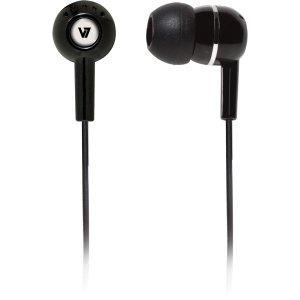 Noise Isolating Earbuds Stereo 3.5mm Retail Package