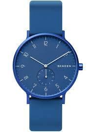 Skagen Aaren - Reloj de Silicona (41 mm)