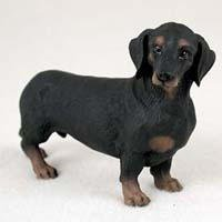 Collectible Dog Figurine (Dachshund Figurine - Gift for Dog Lovers)