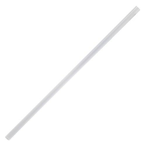 Straws Case (Lollicup C9550 Karat Jumbo Straws, Unwrapped, 7.75