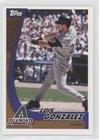 Luis Gonzalez Baseball (Luis Gonzalez (Baseball Card) 2002 Topps Post - [Base] #19)
