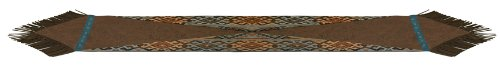HiEnd Accents Del Rio Western Table Runner by HiEnd Accents