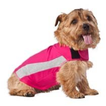 Thundershirt Drug-Free Dog Anxiety Treatment- Pink (Large), My Pet Supplies