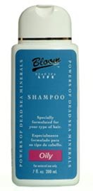 Bloom Dead Sea Mineral Shampoo with Aloe Vera - Oily Hair