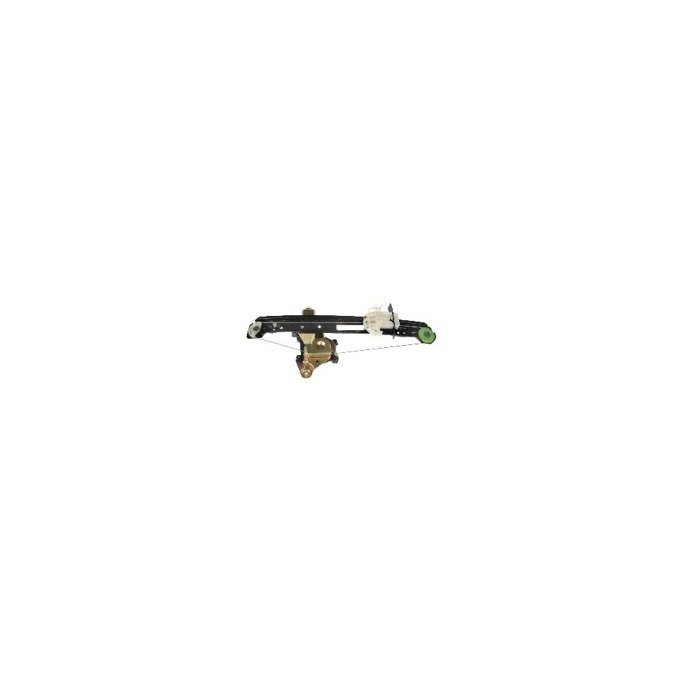 Dorman 741 585 Rear Passenger Side Replacement Power Window Regulator with Motor for Ford Focus