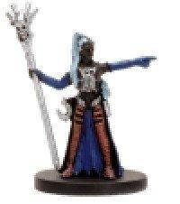 D & D Minis: Drow Wizard # 50 - Dragoneye by D & D Minis