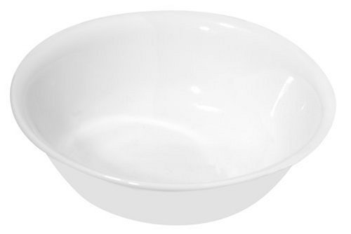 Corelle 6003905 Livingware Winter Frost White Soup Bowl, 18 Oz (Pack of 6)