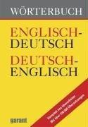 Wörterbuch Deutsch/Englisch