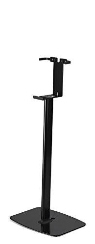 Flexson Floorstand for Sonos Play:5 Gen 2 in Black (Vertical, Single) (Best Deal On Sonos Play 5)