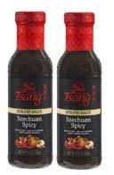 House of Tsang Szechuan Stir Fry Sauce, 11.5 oz(pack of 2) (Best Spicy Stir Fry Sauce)