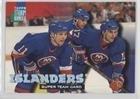 - New York Islanders Team (Hockey Card) 1994-95 Topps Stadium Club - Super Team Redemption #14