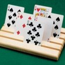 Four Suiter Card Holder - Card Holder, Four Suiter - NC29103 by North Coast Medical