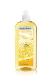 Amazon.com: Bath and Body Works Kitchen Lemon Dish Soap 12 Ounces ...