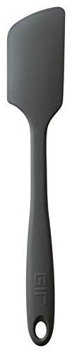 GIR: Get It Right Premium Silicone Ultimate Spatula, 11 Inches, Gray