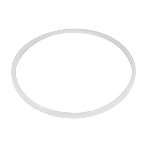 Silicone Pressure Cooker Sealing Ring Rubber Gasket Universal Replacement Sealer for Power Pressure Cookers(22cm)