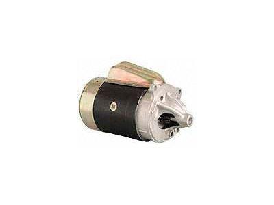 - Powermaster 17078 Chrome Alternator Ford 1G [ext. regulated]