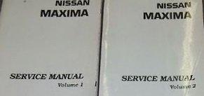 2016 Nissan MAXIMA Service Repair Shop Workshop Manual CD DVD VERSION Brand New