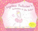 Angelina Ballerinas Invitation to the Ballet