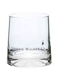 Johnnie Walker ''Served Neat Rocks Glasses - Set of 2