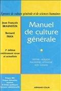 Manuel de culture générale par Braunstein