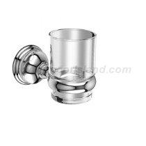 Riobel Glass holder RT2PN Polished Nickel (PVD) by Riobel