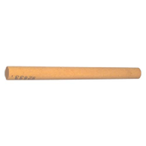 1/2'' x 4''-120 Grit - Round Shaped Silicon Carbide Tool Room Stick, (Pack of 5)