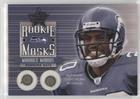 Maurice Morris #/250 (Football Card) 2002 Leaf Rookies & Stars - Rookie Masks ()