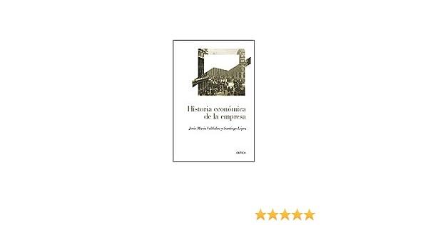 Historia económica de la empresa Crítica/Historia del Mundo ...