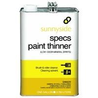 SUNNYSIDE CORPORATION 704G1 1-Gallon Specs Paint Thinner