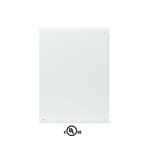 Legrand-On-Q EN2000 20-Inch ScrewOn Cover,Structured Wiring System,Wall Mounted Enclosure in, Glossy White