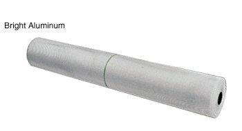 Bright Aluminum Screen Wire (CRL Bright Aluminum 60