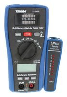 Tenma 72-8495 NETWORK CABLE TESTER PLUS DIGITAL MULTIMETER DMM