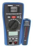 Tenma (72-8495) Network Analyzer/Tester w/ Case, RJ-45, RJ11, RJ12 & BNC Cables