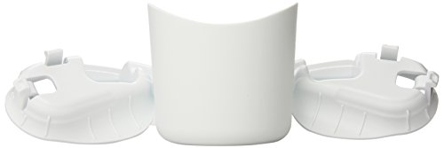 Clek Foonf Drink Thingy Cup Holder, White,Foonf White