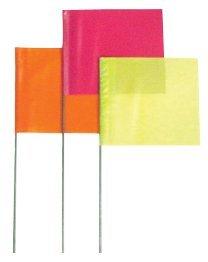 - Presco 2321B Standard Marking Flags, Blue, 1,000/Case