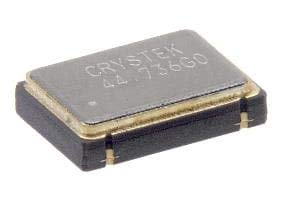 Standard Clock Oscillators 25MHz , Pack of 10 (C3291-25.000) by Crystek Corporation (Image #1)