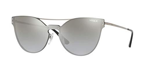 Ray-Ban 0VO4135S Gafas de sol, Gunmetal, 40 para Mujer ...