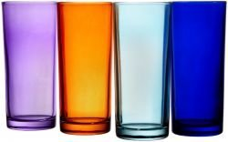 Home Essentials Cylinder Highball Glasses