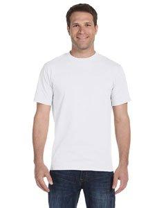 Heavyweight 100% Tee Cotton (Hanes Heavyweight 100% ComfortSoft Cotton T-Shirt, White, XL)
